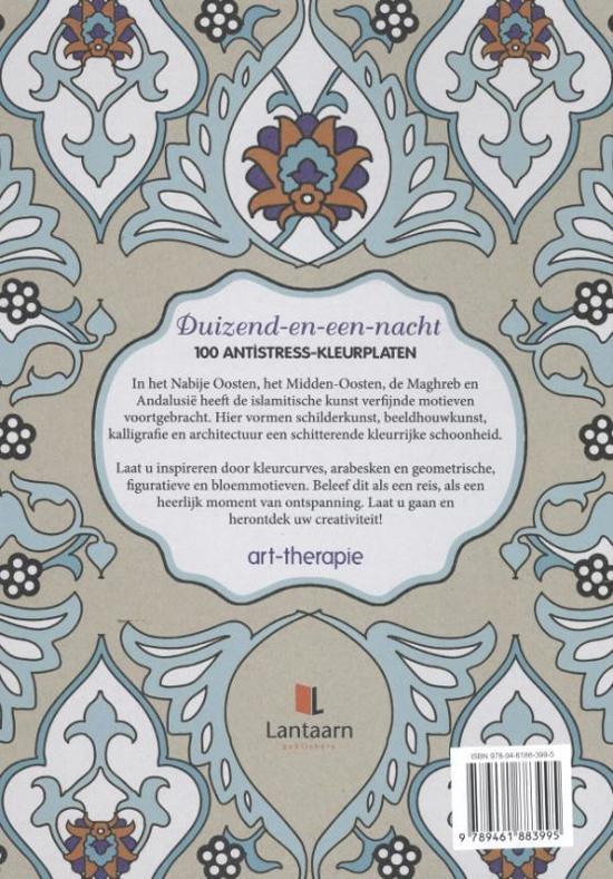 Islamitische Kleurplaten.Bol Com Duizend En Een Nacht Nvt 9789461883995 Boeken