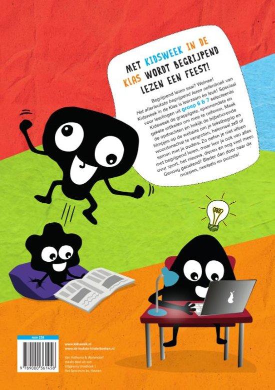 Super bol.com | Kidsweek - Het allerleukste begrijpend lezen oefenboek  &MH39