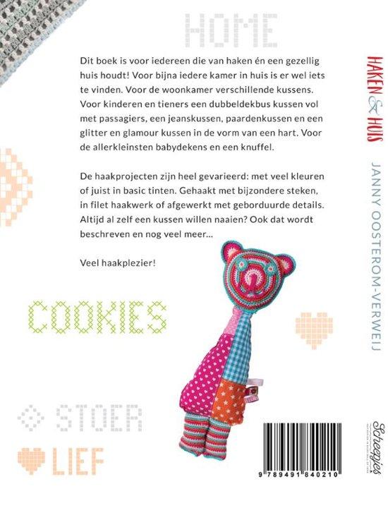 Bolcom Haken Huis Janny Oosterom Verweij 9789491840210 Boeken