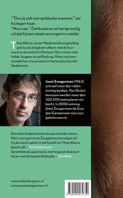 Bolcom De Buitenvrouw Grote Letter Joost Zwagerman
