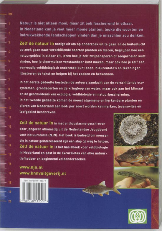 Bol Com Zelf De Natuur In Div 9789050111560 Boeken