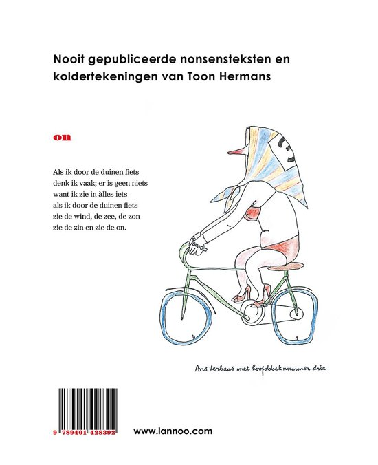 Uitzonderlijk Beroemd Gedicht Fiets Toon Hermans RE56 | Belbin.Info &CC14