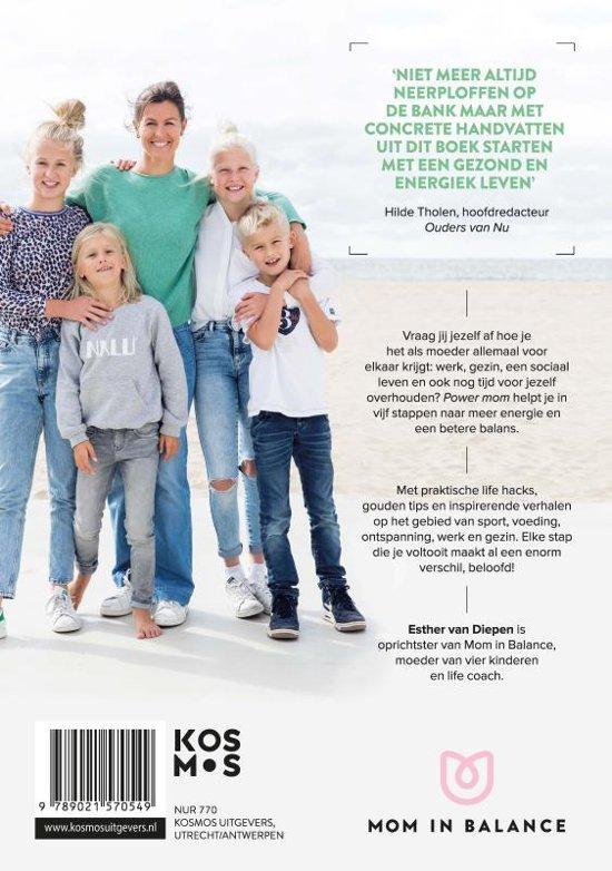 Bolcom Power Mom Esther Van Diepen 9789021570549 Boeken
