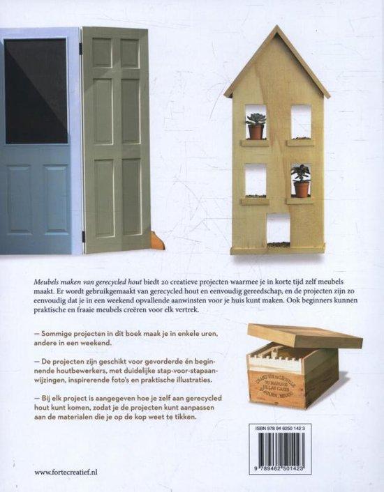 47fa335e1a3 bol.com   Meubels maken van gerecycled hout, Mark Griffiths ...
