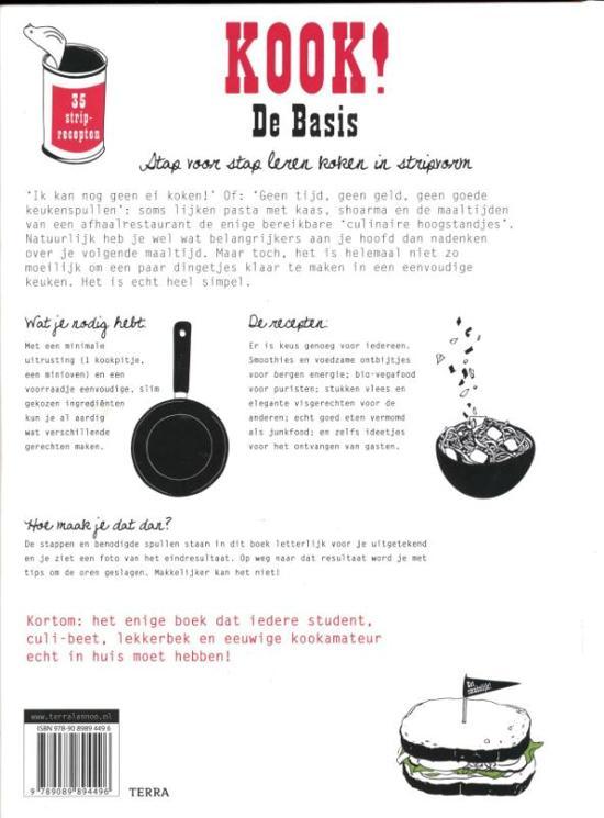 basis koken leren