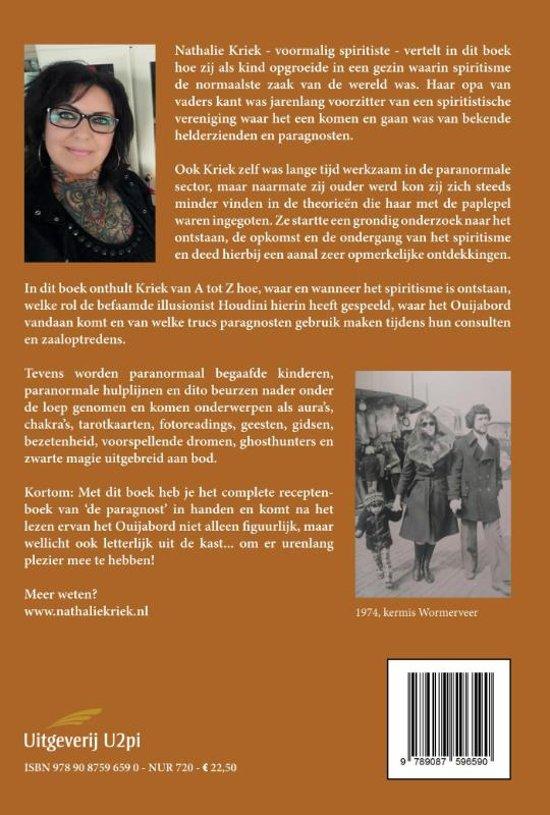 Bolcom Het Ouijabord Uit De Kast Nathalie Kriek