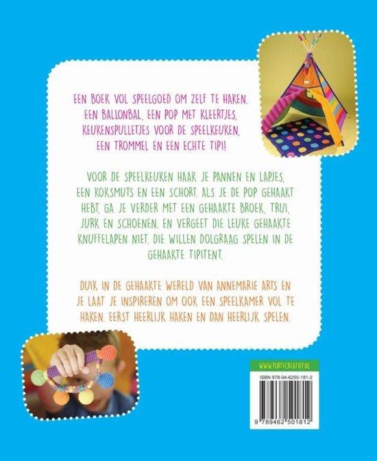 Bolcom De Gehaakte Speelkamer Annemarie Arts 9789462501812