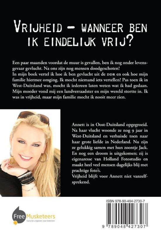 bol.com | Vrijheid, Annett Hoogvliet | 9789048427307 | Boeken