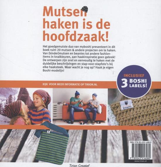 Bolcom Mutsen Haken En Meer Thomas Jaenisch 9789043916080 Boeken