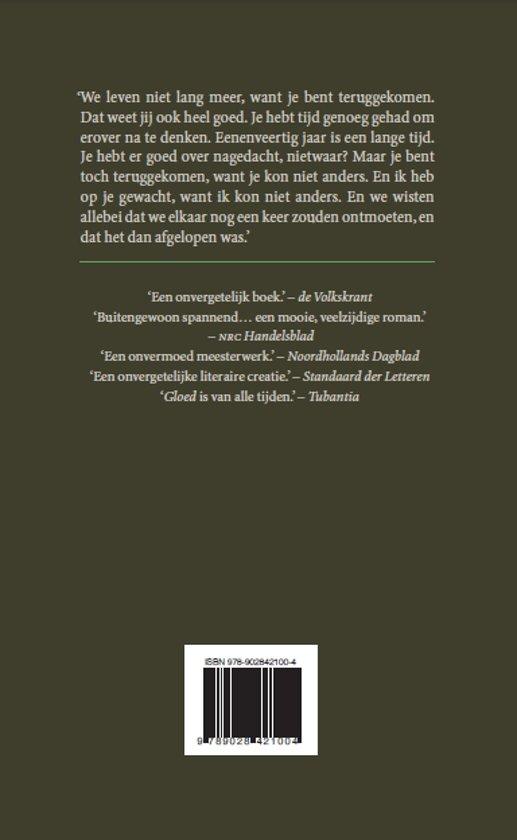 Bolcom Gloed Sándor Márai 9789028421004 Boeken