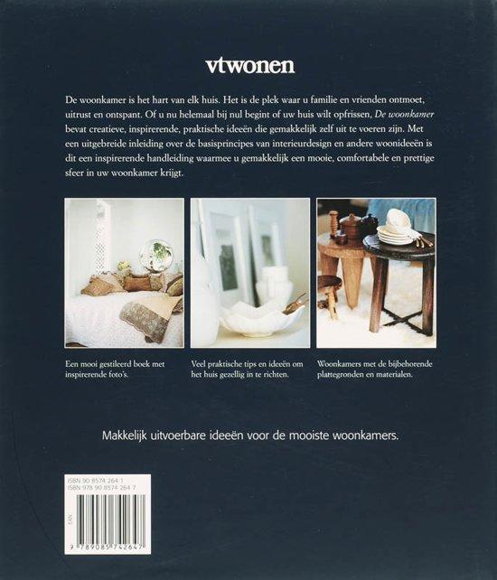bol.com   De Woonkamer, B. Schwartz   9789085742647   Boeken