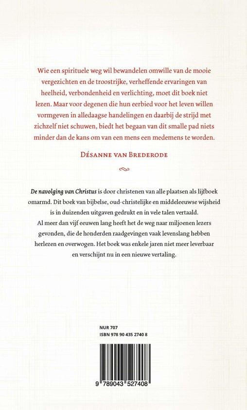 De Navolging Van Christus Thomas A Kempis Ebook Download