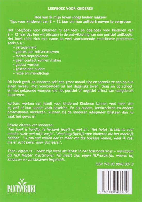 Fabulous bol.com | Leefboek voor kinderen, Theo Legters | 9789088400070 &QH28