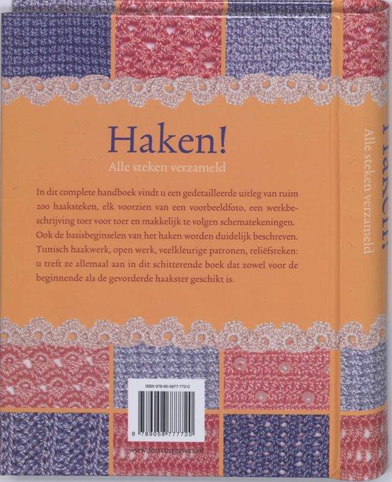 Bolcom Haken B Barnden 9789058777720 Boeken