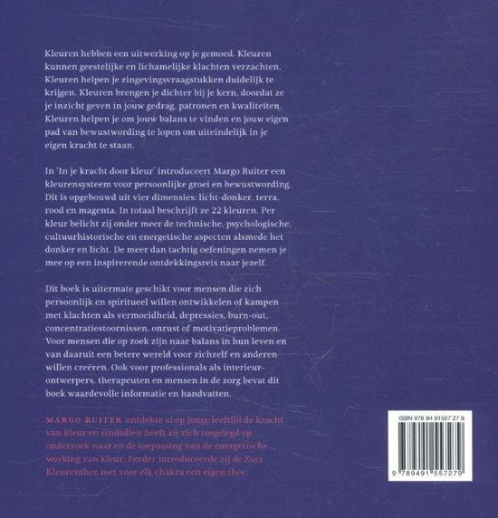 ba27708ebca bol.com | In je kracht door kleur, Margo Ruiter | 9789491557279 | Boeken