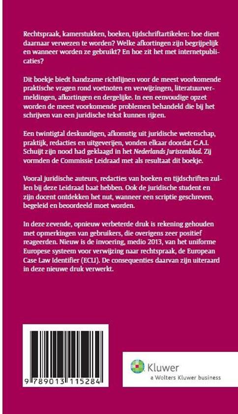 1bf02c2b065 bol.com | Leidraad voor juridische auteurs | 9789013115284 | Anne De ...