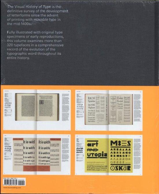 bol.com | The Visual History of Type, Paul Mcneil