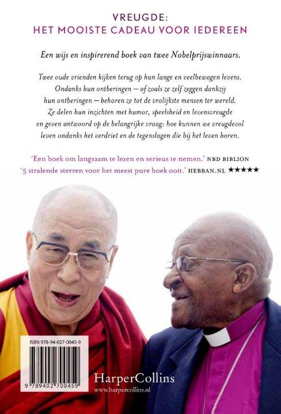 Bolcom Het Boek Van Vreugde Dalai Lama 9789402700459