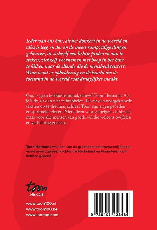 Voorkeur bol.com | Nieuw gebedenboek, Hermans, Toon | 9789401428484 | Boeken @KV85