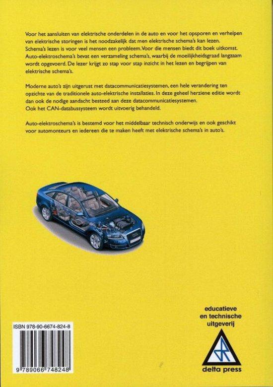 Bol Com Auto Elektroschema S 9789066748248 J Trommelmans Boeken
