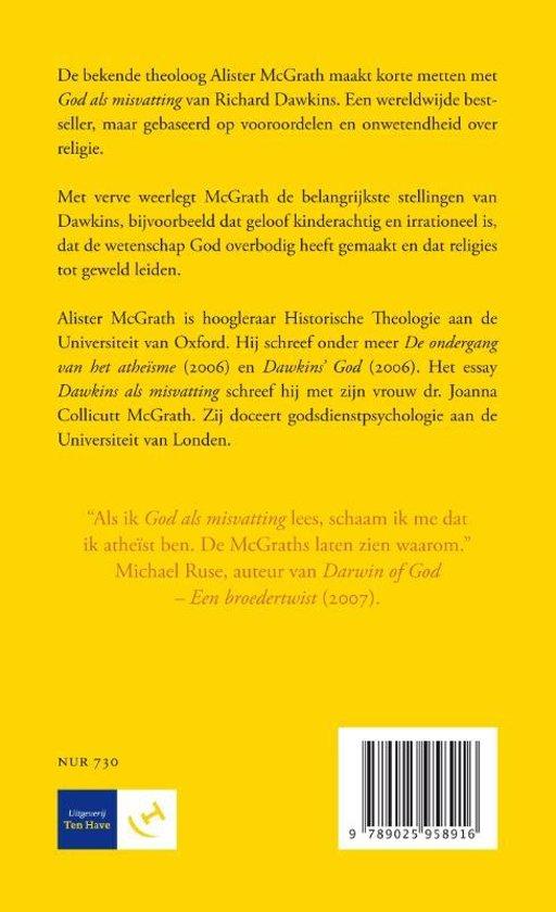 Bolcom Dawkins Als Misvatting A Macgrath
