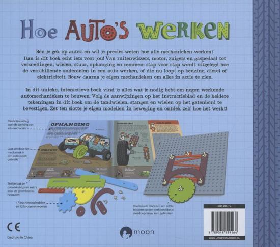 Bol Com Hoe Auto S Werken Nick Arnold 9789048819164 Boeken