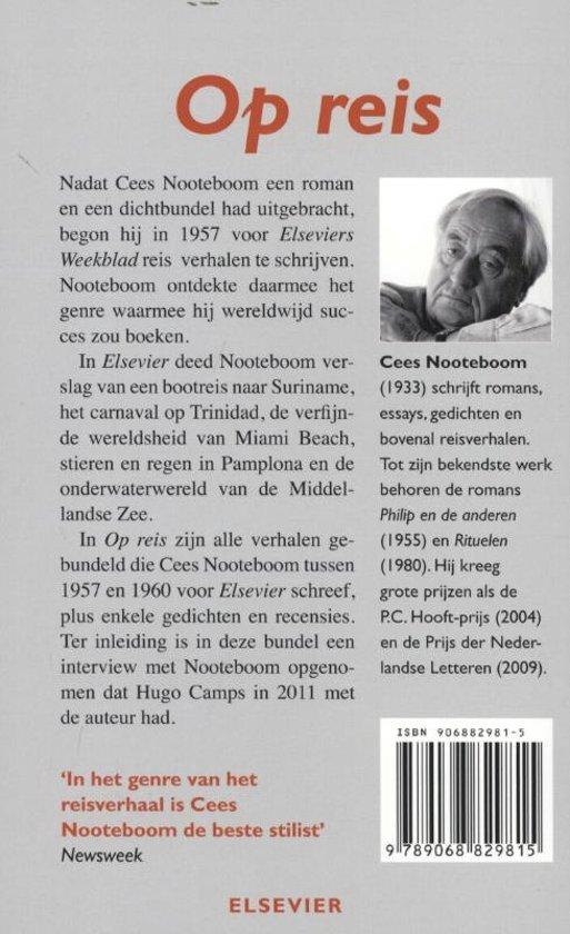 Bolcom Op Reis 1 1957 1960 Cees Nooteboom