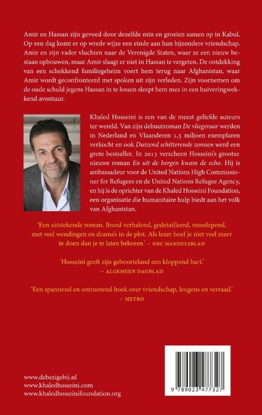 Citaten Uit The Kite Runner : Bol de vliegeraar khaled hosseini