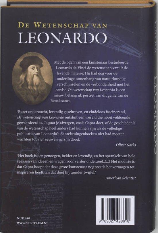 da966755d283 bol.com   De Wetenschap Van Leonardo Da Vinci, Fritjof Capra ...
