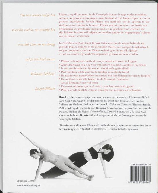 bol.com | De Pilates-methode, B. Siler | 9789022529546 | Boeken
