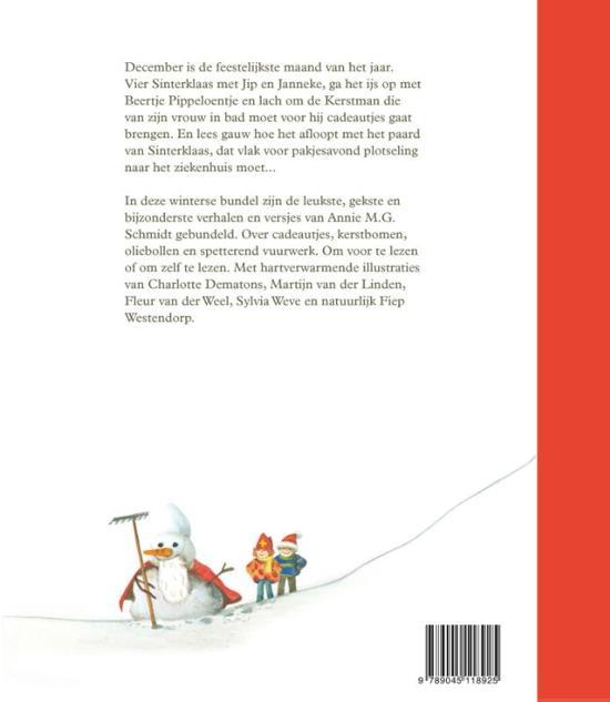 Geliefde bol.com | December, Annie M.G. Schmidt | 9789045118925 | Boeken #KA68