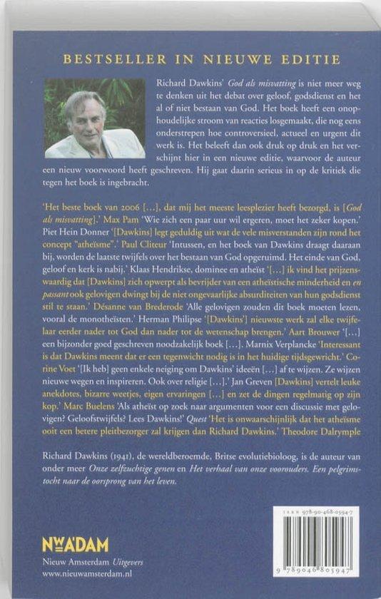 Bolcom God Als Misvatting Richard Dawkins