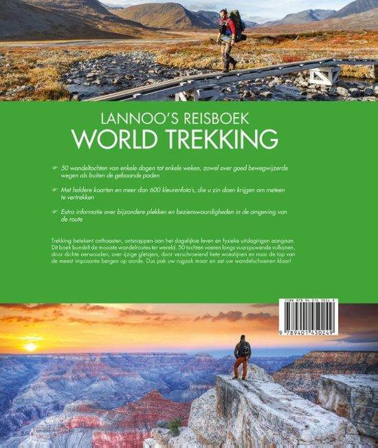 a708d090785 bol.com | Lannoo's Reisboek World Trekking | 9789401450249 | Boeken