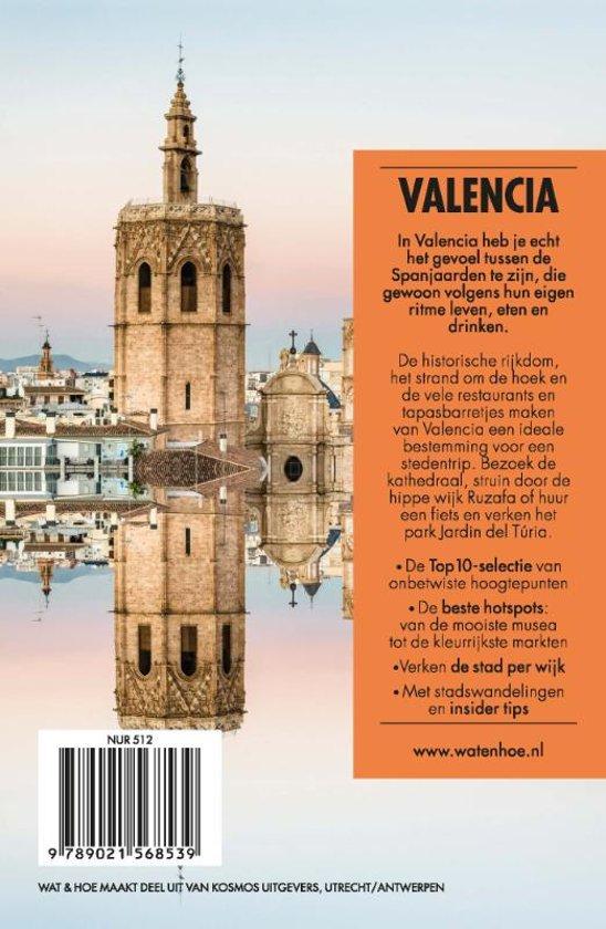 Bolcom Wat Hoe Reisgids Valencia Wat Hoe Stedentrip
