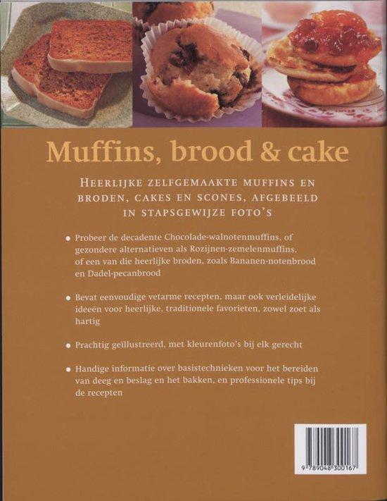 Bolcom Muffins Brood Cake Lindsey Fraser 9789048300167 Boeken