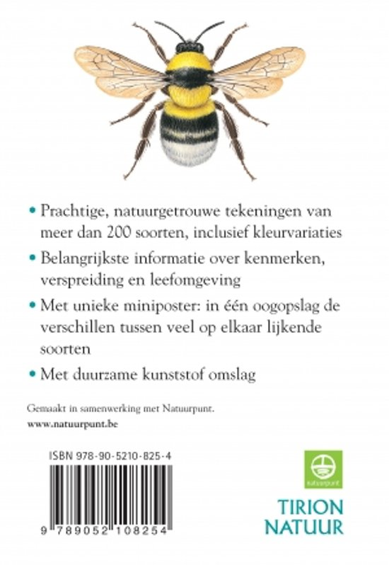 Bol Com Compact Gids Insecten Diverse Auteurs 9789052108254
