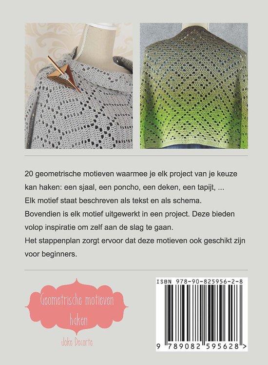 Bolcom Geometrische Motieven Haken Joke Decorte 9789082595628
