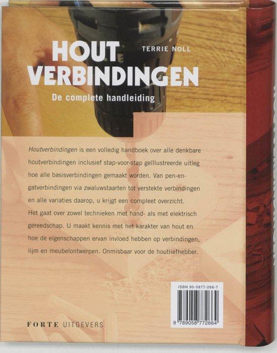 Bolcom Houtverbindingen Noll T 9789058772664 Boeken