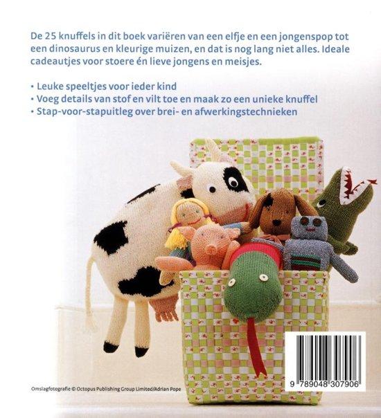 Bolcom Knuffels Breien Zoe Mellor 9789048307906 Boeken