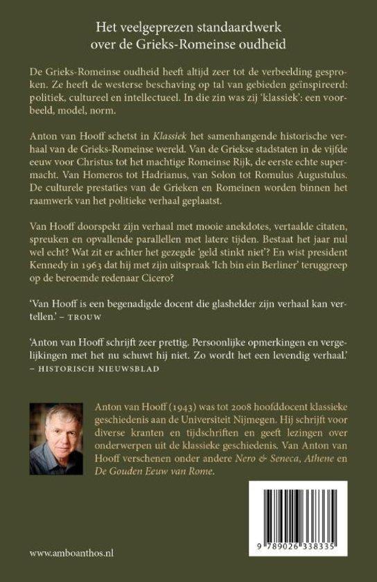 romeinse spreuken en gezegden bol.| Klassiek, Anton van Hooff | 9789026338335 | Boeken romeinse spreuken en gezegden
