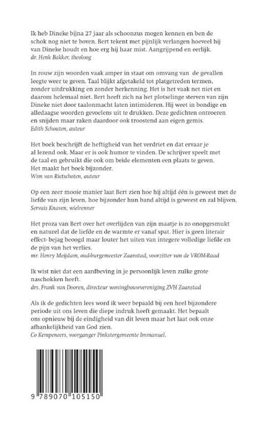 Bolcom Verlies Een Jaar Rond Bert Grotenhuis