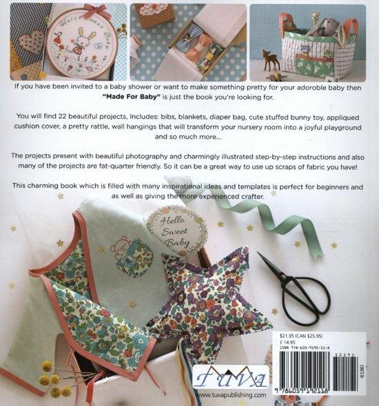 Bolcom Made For Baby Ayda Algi 9786059192118 Boeken