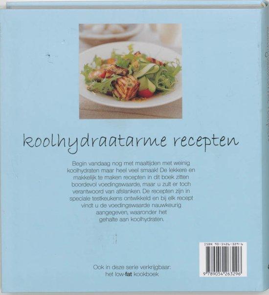 het low carb kookboek