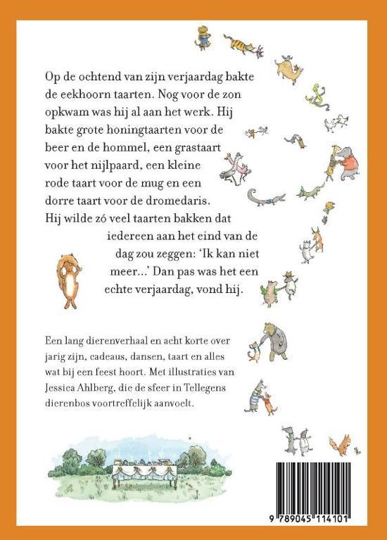 Bol Com De Verjaardag Van De Eekhoorn En Andere Dieren Toon