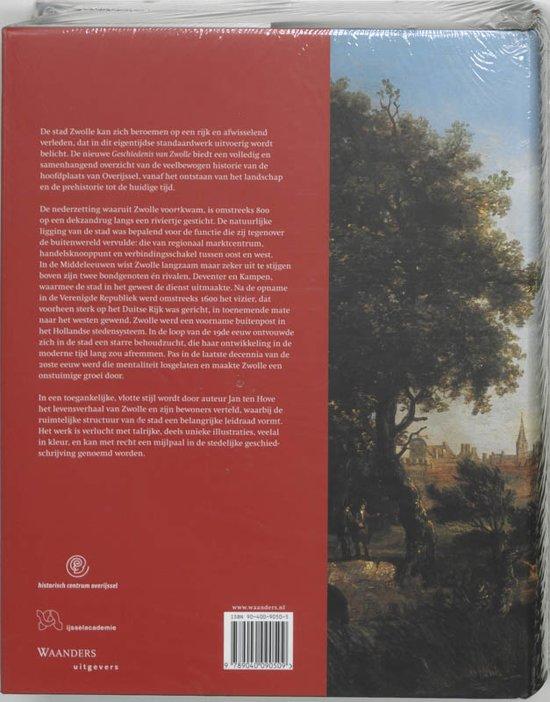 5ea3c8a817f53b bol.com | Geschiedenis Van Zwolle, J. ten Hove | 9789040090509 | Boeken