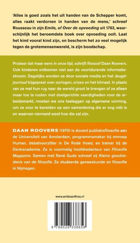 Filosofie Aan De Keukentafel.Bol Com Mensen Maken Daan Roovers 9789026338656 Boeken