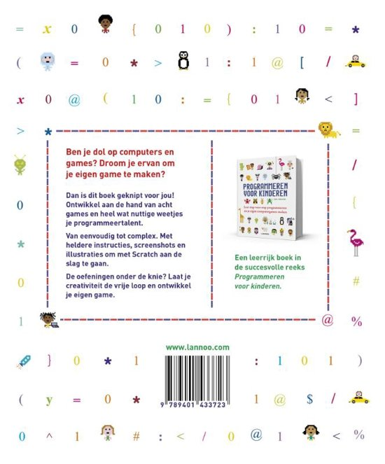 Bolcom Programmeren Voor Kinderen Games Programmeren Carol