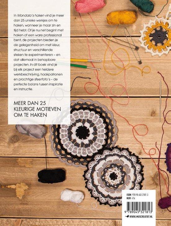 Bolcom Mandalas Haken 9789045321813 Boeken