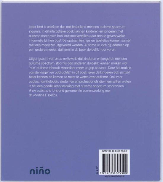 b04a4c3c4be bol.com | Ik en autisme | 9789085605300 | Nathalie van Kordelaar ...