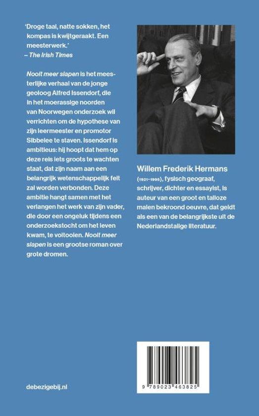 Willem Frederik Hermans Samenvattingen Aantekeningen En